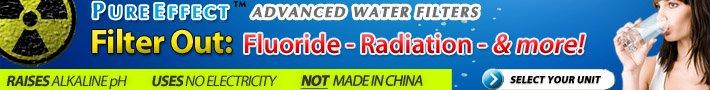 zeolite water filter